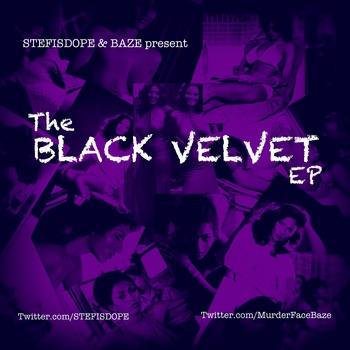 Black Velvet Cover Art