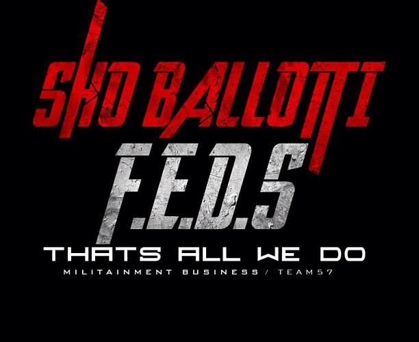 Sho Balloti F.E.D.S Cover Art