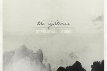 The Airplane Boys - The RIghteous Cover Art
