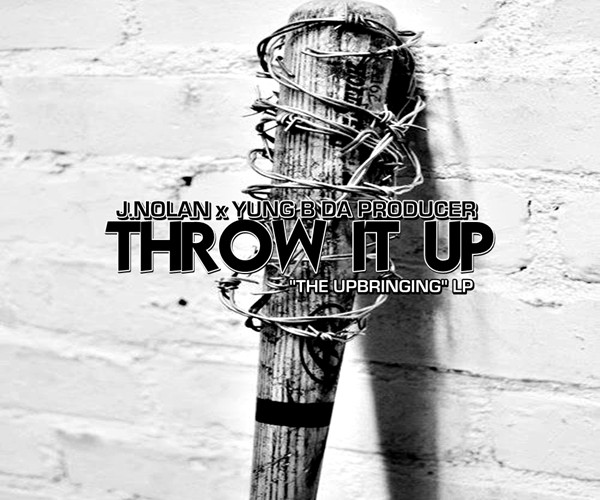 Throw It Up Cover Art
