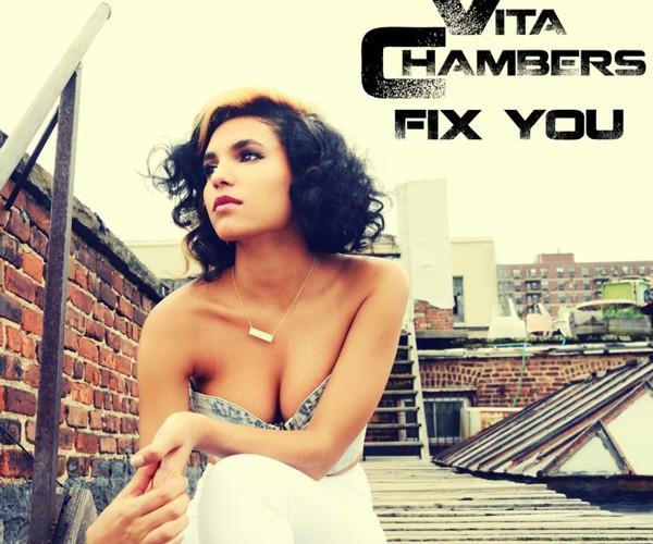 Vita Chambers - Fix You Cover