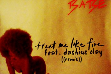 Dashius Clay, Lion Babe, Treat Me Like Fire, Music, WBM First Listen, Hip Hop, R&B, Soundcloud, Twitter, Facebook,