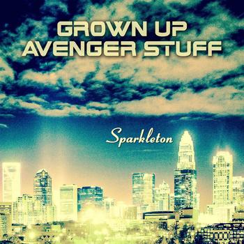 Grown Up Avenger Stuff + Why Blue Matters