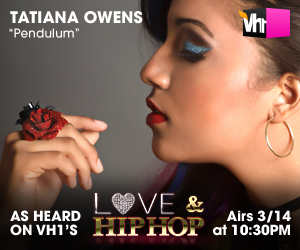 Love and Hip-Hop - Tatiana Owens