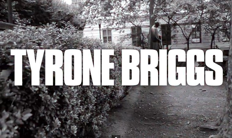 Tyrone Briggs - Spartacus
