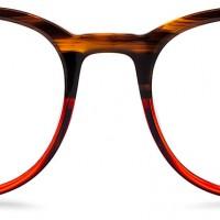 Langhorne | Warby Parker (Color: Saddle Russet)