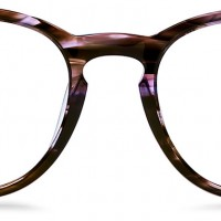 Lyle | Warby Parker (Color: Plum Marblewood)