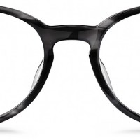 Watts | Warby Parker (Color: Newsprint Grey)