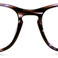 Welty | Warby Parker (Color: Plum Marblewood)
