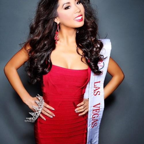 Miss Las Vegas - Lisa Song Sutton - Why Blue Matters
