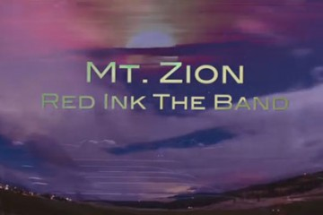 Red Ink The Band - Mt. Zion - Why Blue Matters