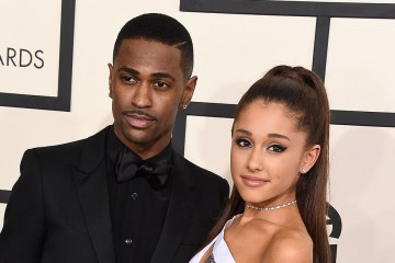 Big Sean and Ariana Grande