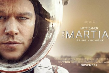 The Martian (Why Blue Matters / Are You The Reason)