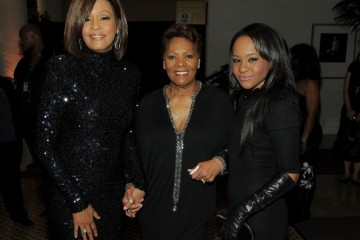 whitney-houston-dionne-warwick-and-bobbi-kristina-brown-getty-images